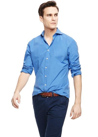 Чоловічі сорочки Mango